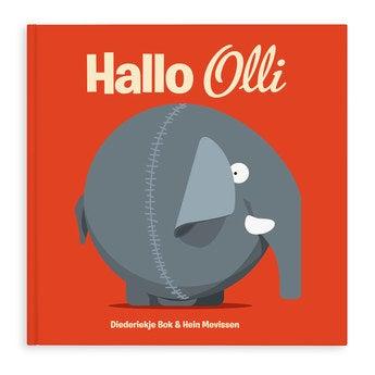 Kinderbuch Elefant Hallo Olli Hardcover