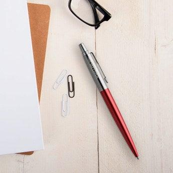Parker Jotter Kugelschreiber Linkshänder (Rot)