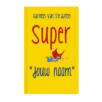 Boek met naam - Super Jan (Softcover)