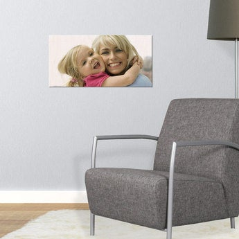 Foto auf Sperrholz (60x30cm)