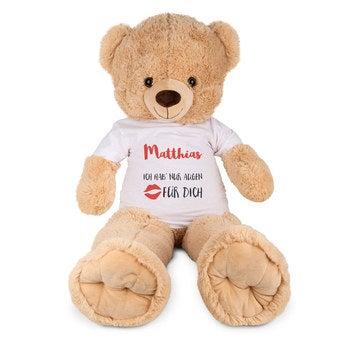 Kuscheltier Großer Teddybär