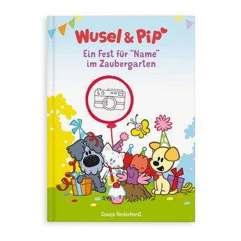 Kinderbuch Wusel Pip Ein Fest im Zaubergarten XL (Hardcover)