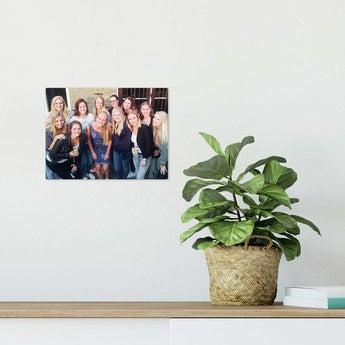 Fototafel ChromaLuxe 20x15 cm gebürstet