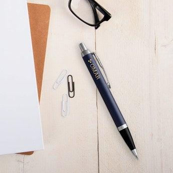 Parker IM Kugelschreiber Linkshänder (Blau)