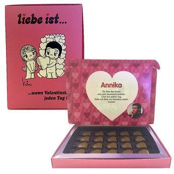 Sag es mit Milka Liebe ist... ...wenn Valentinstag jeden Tag ist 110 Gramm