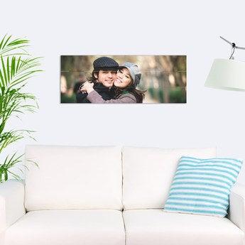 Foto auf Holz Bretter Horizontal (80x30 cm)