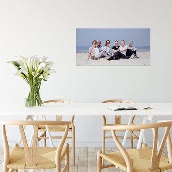 Fototafel ChromaLuxe 80x40 cm
