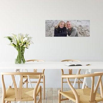 Fototafel ChromaLuxe 80x30 cm