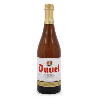 Bier verschenken Duvel Moortgat