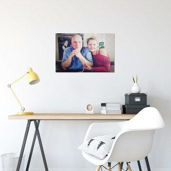 Fototafel ChromaLuxe 60x40 cm gebürstet