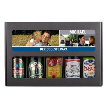 Vatertagsbier Internationale Biere