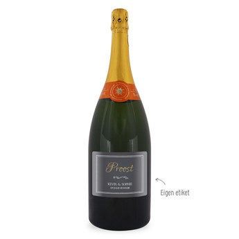 Champagne - Baron Fuenté Brut (1500ml)- Met etiket
