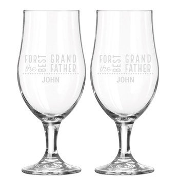 Grandad beer glass (2 pieces)