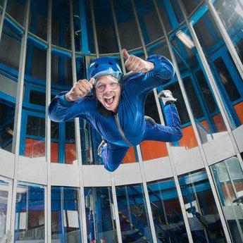 Indoor Skydiven - 5 vliegsessies