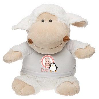 Kuscheltier Großes Schaf