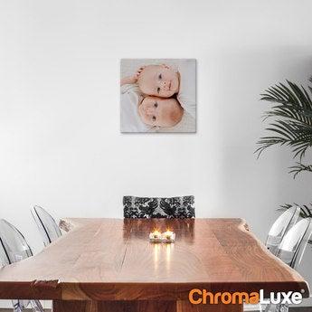 Fototafel ChromaLuxe 30x30 cm