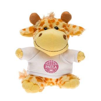 Kuscheltier Giraffe