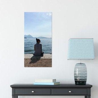 Fototafel ChromaLuxe 30x60 cm