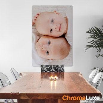 Fototafel ChromaLuxe 50x75 cm