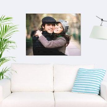 Foto auf Holz Bretter Horizontal (80x60 cm)