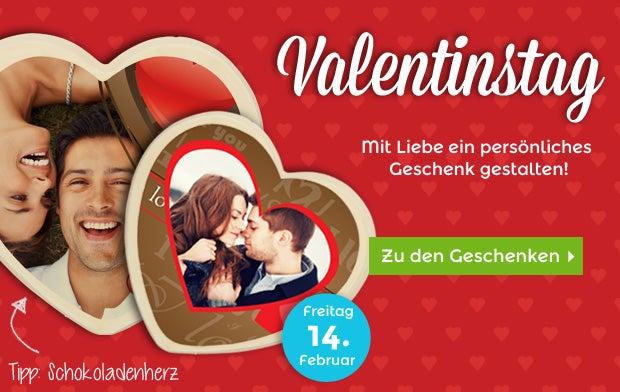 Bald ist wieder Valentinstag!