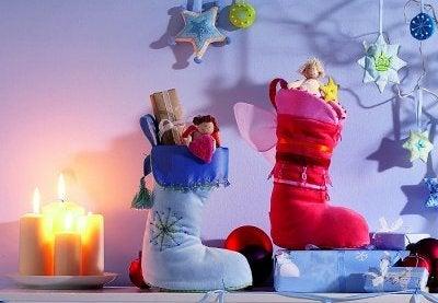 Der Nikolaus kommt bald in euer Haus!