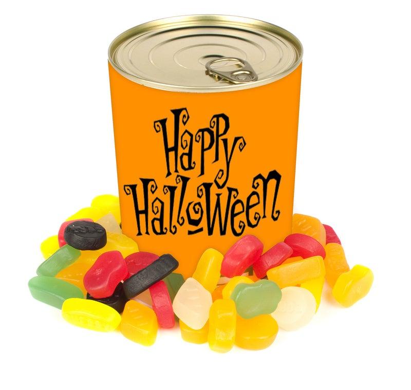 Snoepblik Halloween