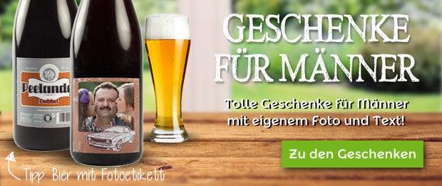GESCHENKE FÜR MÄNNER-Persönliche Geschenkiddeen  YourSurprise.de!