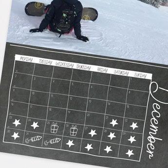 Kalender met foto
